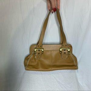 Franco Sarto leather shoulder bag